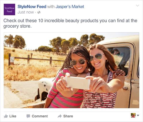 Weekly social recap #2 Branded Content su Facebook e altro
