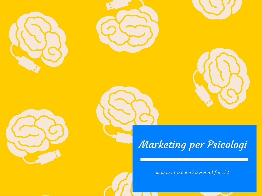 Lo Psicologo ed il Marketing 3.0